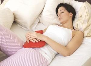 El embarazo de 9 semanas el dolor en la espalda