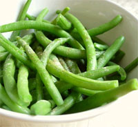 Las judías verdes, la verdura que más comemos