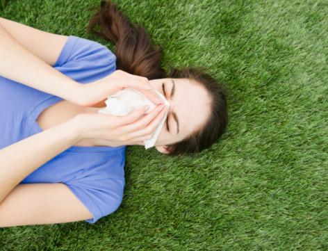 alergias respiratorias sintomas