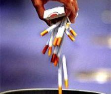Beneficios de dejar de fumar por días