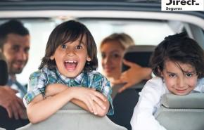 Cuando eres padre ¿cambia la forma de conducir?