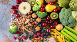 ¿Qué alimentos tienen más vitaminas?